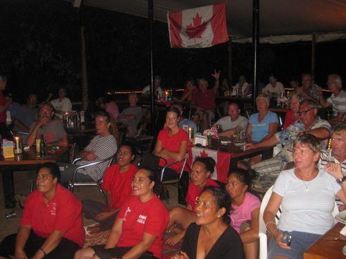 Canada Versus Tonga